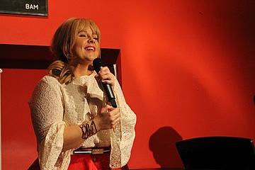 Maite Kelly gibt Vorgeschmack auf ihr Konzert in Frankfurt