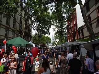 Verkaufsoffener Sonntag am Schweizer Straßenfest geplant