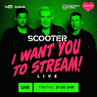 Scooter – I Want You To Stream
