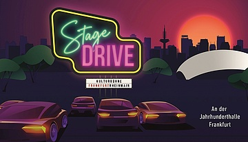 STAGE DRIVE - Frankfurt gets a drive-in cultural stage