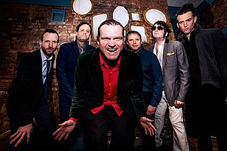 Electric Six - Support: tba