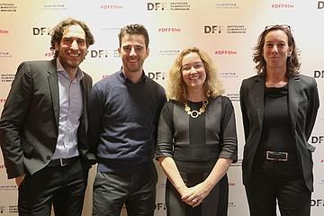 Alles ist Film - Neuer Name und neues Design für das Deutsche Filmmuseum