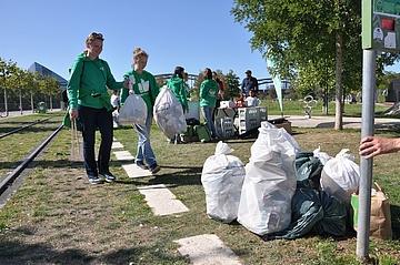 Frankfurt Cleanup - Unsere Stadt soll sauberer werden