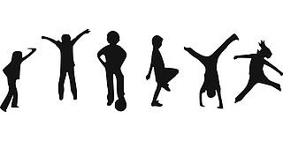 Albas tägliche Sportstunde für Kinder
