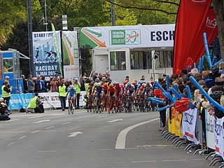 Bike race Eschborn-Frankfurt on 1st main is cancelled