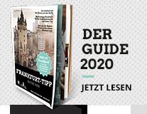 Frankfurt-Tipp Guide 2020 - jetzt lesen