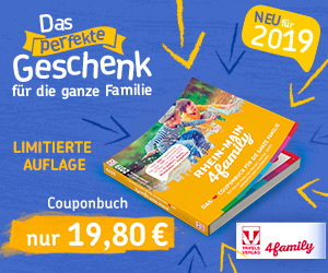 Shopping4Family – RheinMain4Family Freizeitguide mit Coupons