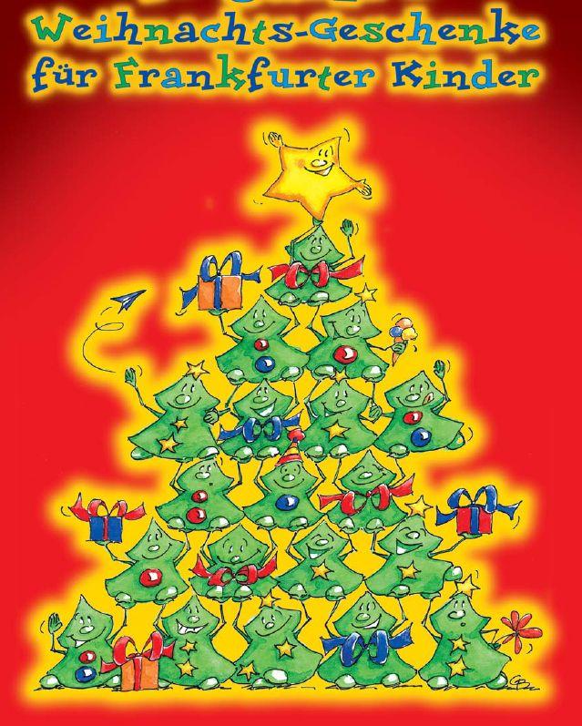 Weihnachtsgeschenkaktion des Frankfurter Kinderbüros geht in die 22 ...