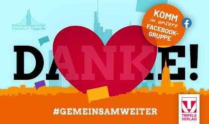 "Frankfurt-Tipp ""DANKE"""