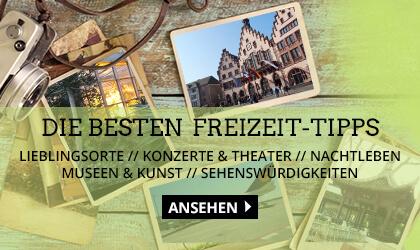 Frankfurt-Tipp Freizeit-Tipps