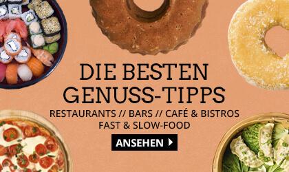Die besten Genuss-Tipps von Frankfurt-Tipp