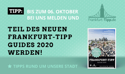 Frankfurt-Tipp Guide 2020