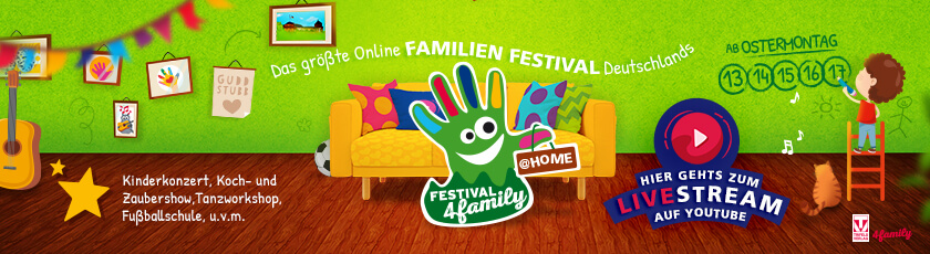 Festival4Family@Home 2020