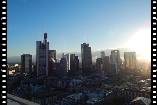 Drehort Frankfurt