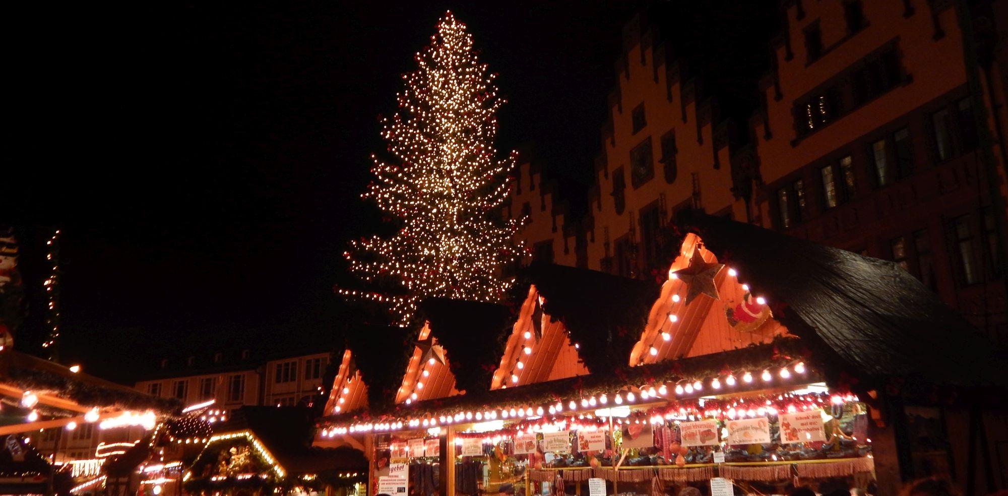 Wo Ist Der Größte Weihnachtsmarkt.Die Größten Und Schönsten Weihnachtsmärkte In Frankfurt Und Rhein Main