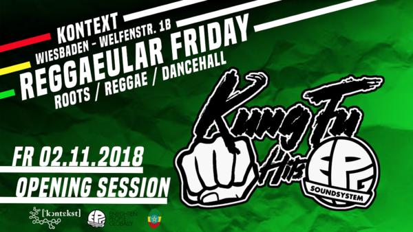 Entdecke Die Veranstaltung Reggaeular Friday Reggae Dancehall