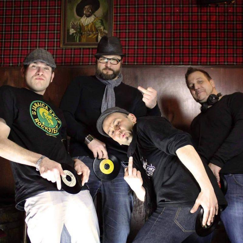 The Vinylriders - Zurück in tiefen Kellern