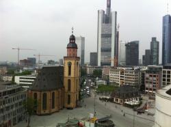 The Hauptwache - The Heart of Frankfurt