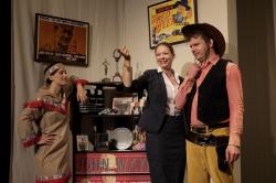The Stalburg Theatre: With John Wayne into the new season Stephan Morgenstern