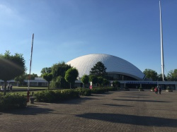 Die Jahrhunderthalle – Kuppelsaal mit Tradition