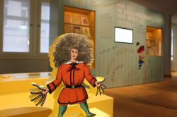 The new Struwwelpeter-Museum in the heart of the old town