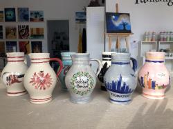 Paint your Bembel – Ein kreatives Erlebnis uff hessisch! Paint your Bembel