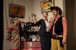 Das Stalburg Theater: Mit John Wayne in die neue Spielzeit Stephan Morgenstern