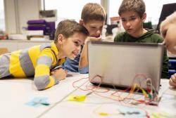 Robot School - Digital Education for Kids & Teens