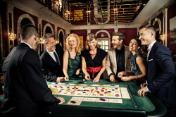 Spielbank Bad Homburg - Luck lies at the gates of Frankfurt Photo: Spielbank Bad Homburg