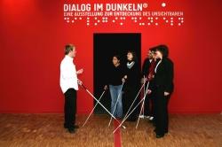 Das Dialogmuseum – Über 10 Jahre Sinneserfahrungen der besonderen Art Foto: Jürgen Röhrscheidt