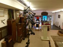Frankfurts kleinstes und skurrilstes Museum: Das Hammer Museum