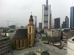 Die Hauptwache - Das Herz Frankfurts