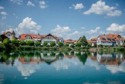 Das Seehotel Niedernberg - Erholung pur im Dorf am See Foto: Markus Püttmann