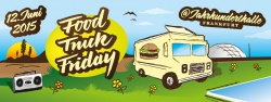 1. Food Truck Friday - Food, Drinks & Musik