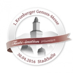 SAVE THE DATE: 1. Kronberger Genuss-Messe 2016