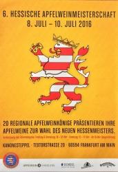 6. Hessische Apfelweinmeisterschaft