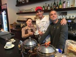 Caffeppuccino - Den besten Espresso im Gallus …