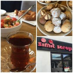 Simit Café - Türkische Leckereien im Bahnhofsviertel