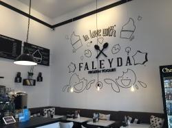 Das Café Faleyda – Nicht zu süß und trotzdem lecker