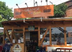 Frankfurts schönster Kiosk: Das Orange Beach