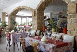 Wie Urlaub für den Gaumen: Das französische Restaurant Fleur de Sel in Maintal-Dörnigheim Foto: Restaurant Fleur de Sel