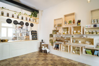 Gramm.genau brings first zero-waste shop with café to Frankfurt Photos: Kathi Krechting k.fotografie&artdesign