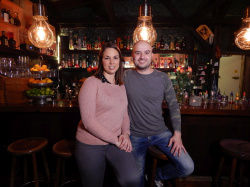 The Melo Bar - Spanish Flair at the Brotfabrik