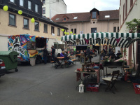The market in the yard - Much more, than a weekly market