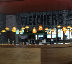 FLETCHER`S opens new burger shop in downtown