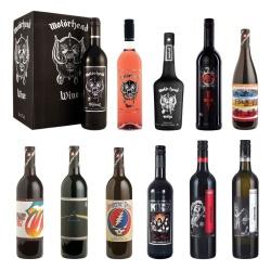 Metal & Wine: Rock & Reben