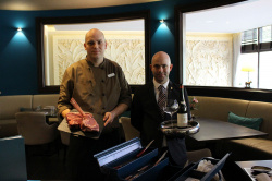 Das Pop-up-Restaurant NIU I Asian Steakhouse im Kempinski Hotel Frankfurt