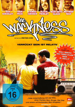 The Wackness - Love is a Drug - DVD