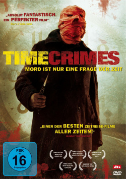 Timecrimes - Murder is only a matter of time - DVD