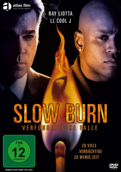 Slow Burn - Seductive Trap - DVD